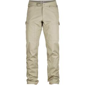 Fjällräven Abisko Shade Pantalones Hombre, limestone